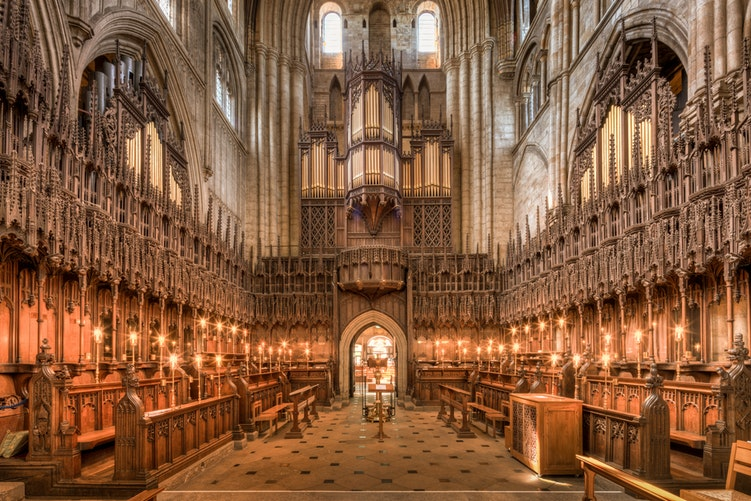 Beste Kirchen der Welt: